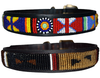 Maasai Dog Collar - Fair trade